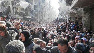 ألمانيا تعتقل سورياً يشتبه أنه وراء إطلاق قذيفة على مخيم للاجئين قرب دمشق
