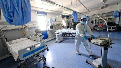 Tre ricoveri in più in area medica, stabili in rianimazione