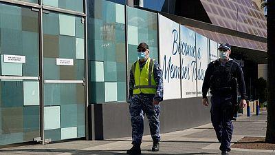 Sídney sufre su peor día de la pandemia y el estado de Victoria entra en su sexto confinamiento