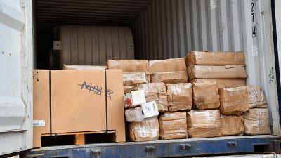 Coronavirus: WHO Eritrea donated IT equipment worth 96,288 USD to Ministry of Health