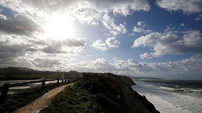Las corrientes del océano Atlántico se debilitan, indicando grandes cambios climáticos, según estudio