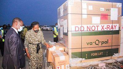 Coronavirus - Le Togo, premier pays africain à recevoir le vaccin Johnson & Johnson made in Africa, le Chef de l'Etat s'en félicite