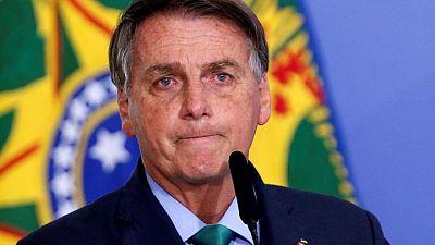 """Bolsonaro llama """"hijo de puta"""" al principal juez de Brasil y aviva la tensión entre poderes"""
