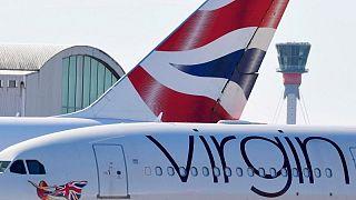 Branson's Virgin Atlantic Airways plans to list in London - Sky News