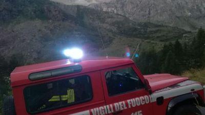 Dopo allarme rientrate in valle Po escursioniste francesi