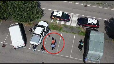 Cc Legnano lo arrestano, chiesti alla donna 5 mila euro
