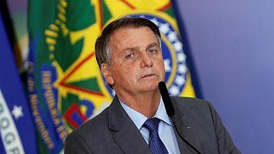 Enviado de Biden dijo a Bolsonaro que es importante no socavar la confianza en las elecciones: fuente