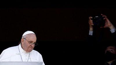 Policía italiana descubre sobre con balas enviado al Papa