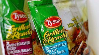 Tyson Foods eleva su previsión de ingresos para 2021 por la fuerte demanda de carne de vacuno