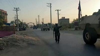 Afghan forces battling to retake Kunduz as Taliban advance in north