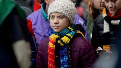 Activist Greta Thunberg now plans to attend U.N. climate conference in Scotland