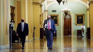 Demócratas en el Senado de EEUU abren debate sobre plan presupuestario de 3,5 billones de dólares