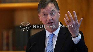 """Evans de Fed quiere ver """"algunos informes"""" de empleo más antes de iniciar reducción compra bonos"""