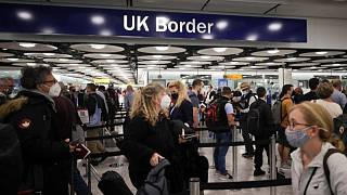 The travel recovery has started, Britain's Heathrow Airport says