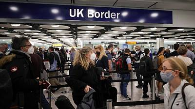 The travel recovery has started, says Britain's Heathrow Airport