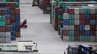 Puerto de contenedores del este de China suspende actividad por caso de COVID-19