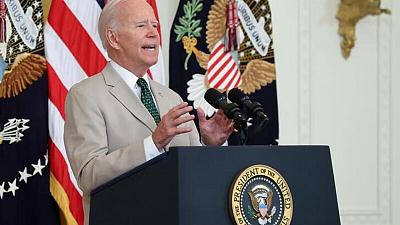 Biden busca apuntalar democracia mundial en cumbre de diciembre