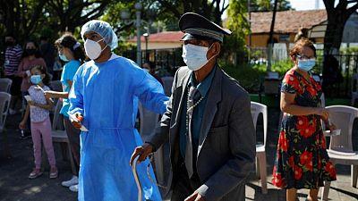 Muertes por COVID-19 aumentan en Centroamérica: OPS