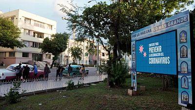 Alza del coronavirus empuja al sistema de salud de Cuba al límite
