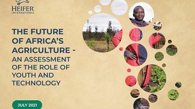 Les agriculteurs africains n'ont pas accès aux innovations agrotechnologiques susceptibles de dynamiser le secteur en offrant des opportunités aux jeunes