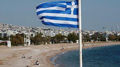 Rescatados los 17 pasajeros de un barco hundido frente a una isla griega