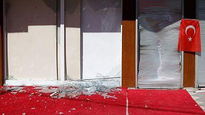 Atacadas propiedades de ciudadanos sirios en Ankara tras la muerte de un joven turco