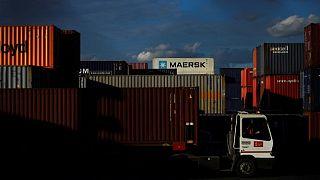 """El Brexit ha alterado """"significativamente"""" el tráfico de mercancías entre Irlanda y Reino Unido -informe"""