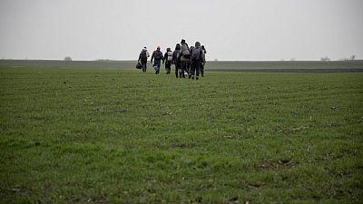 Más sirios y afganos entran en la UE a través de los Balcanes Occidentales