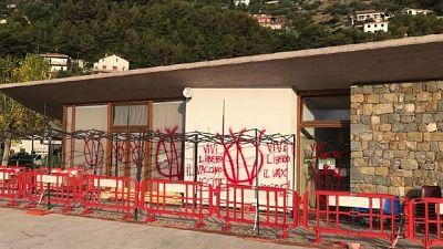 Sindaco Camporosso, questo è vandalismo puro