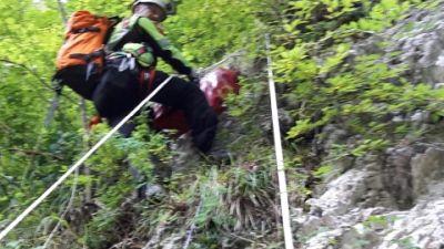 Nel Bellunese, uomo 65enne inciampato o caduto per malore