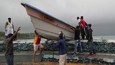 La tormenta Fred provoca cortes de electricidad en República Dominicana y se dirige a Florida