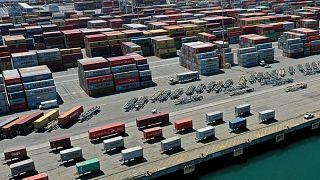 Aumento de precios de las importaciones EEUU se desacelera en julio