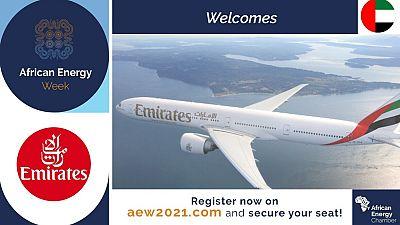 Emirates transportera les Délégués Régionaux et Internationaux à African Energy Week à la ville du Cap, en Afrique du Sud