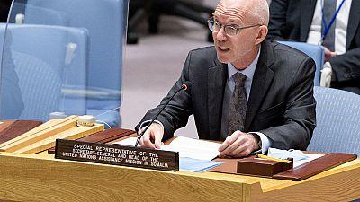 Somalie : L'envoyé de L'ONU note L'amorce d'une Sortie de L'impasse Politique