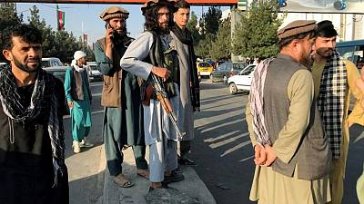 In Mideast, Taliban victory seen as lesson in waning U.S. power