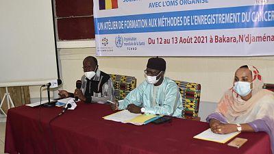 L'OMS appuie le Tchad à disposer bientôt d'un registre du cancer