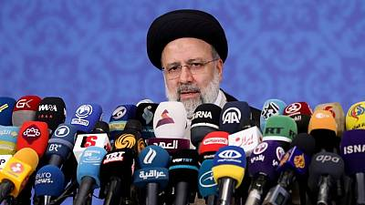 Raisi says Iran ready for talks but not with Western 'pressure'