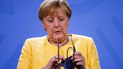 Merkel advierte de una crisis migratoria si no se apoya a afganos que huyen de los talibanes