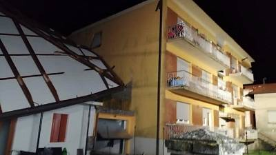 Le zone più colpite nelle province di Pordenone e Udine