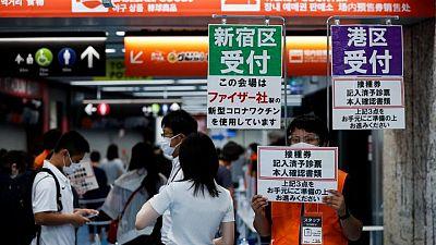 Japón extenderá el confinamiento de emergencia por COVID-19 a medida que aumentan los casos