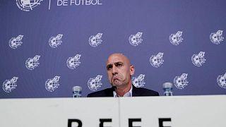 """La Real Federación Española de Fútbol califica de """"bochornoso"""" el acuerdo de LaLiga con CVC"""