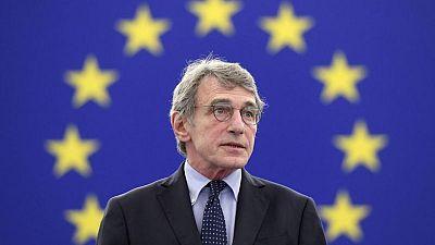 """La UE debe acoger a afganos, algunos podrían enfrentarse a una """"venganza"""" -jefe del Parlamento Europeo"""