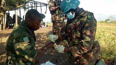 Opérations contre les ADF : « L'appui de la MONUSCO aux FARDC est conséquent », déclare Khassim Diagne