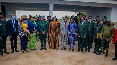 La MONUSCO dote le système pénitentiaire Congolais d'un centre de formation modern