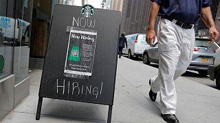 EEUU revisa a la baja el crecimiento del empleo hasta marzo