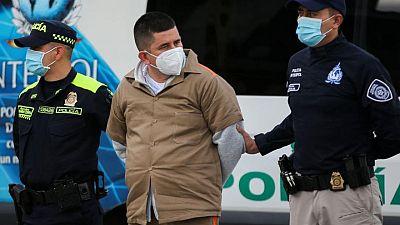 Colombia extradita por primera vez a EEUU a dos acusados rebeldes del ELN
