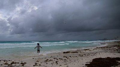 Grace se debilita hasta convertirse en tormenta tropical: Centro de Huracanes EEUU