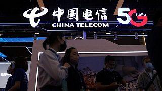 China Telecom se dispara en su debut en Shanghái en medio de la debilidad del mercado