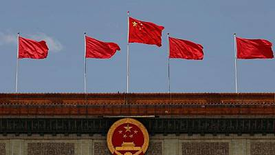 China passes new personal data privacy law, to take effect Nov. 1