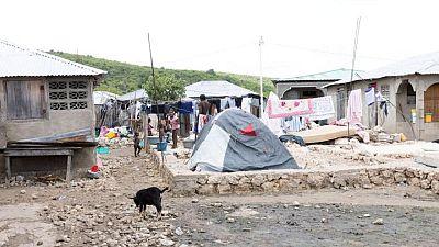 La lucha por llevar ayuda a zonas remotas golpeadas por terremoto en Haití